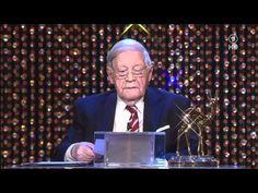 Bambi 2011 - Altbundeskanzler Helmut Schmidt unglaubliche Rede HD - YouTube