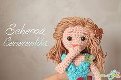 Ravelry: Cinderella Amigurumi pattern by Carla Medda