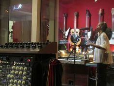Fonogenic Studios - one of the Foo Fighters' studio