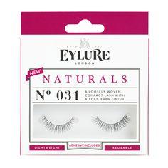 Eylure Naturals Strip Eyelashes No. 031 #lashes