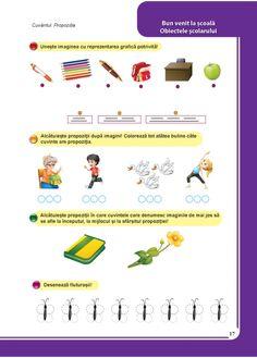 Clasa pregatitoare : Comunicare in limba romana - Clasa Pregatitoare Nicu, It Works, Map, School, Studying, Location Map, Schools, Maps