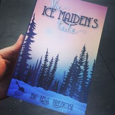 Writer's Shelf: The Ice Maiden's Tale – Kindle Presale! 55 Gallon Drum, Swatch, Kindle, Fairy Tales, Writer, Lisa, This Book, Adventure, Amazon