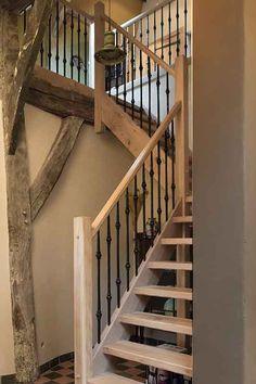 Van Manen Meesterlijke Interieurs - Een trap die aan alle wensen voldoet