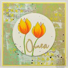 keltaista... - SannaS Penny Black, Heron, Symbols, Letters, Art, Art Background, Herons, Kunst, Letter
