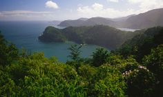 Trinidad and Tobago Maracas bay | Nature's bounty ... Maracas bay, Trinidad and Tobago. Photograph: Bob ...