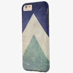 Love this iPhone 6 Case! Vintage triangle pattern iPhone 6 case