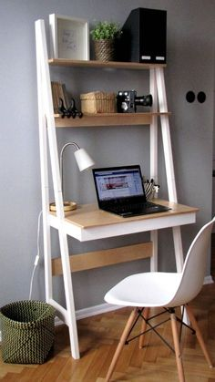 34 best small corner desk images home office office home small rh pinterest com