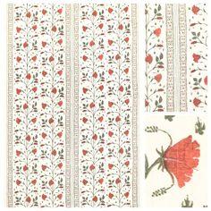 "Robert Kime ""Indus Linen"" fabric"