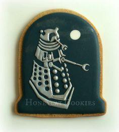 Dalek Cookie