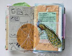 Christine Clemmensen: April Art Journal, part V