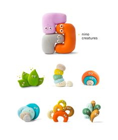 Clay eyes logo element stop motion color clay worm Stop Motion, Clay Animation, Cute Monsters, Clay Design, Clay Figures, Vinyl Toys, Sculpture Clay, Designer Toys, 3d Character