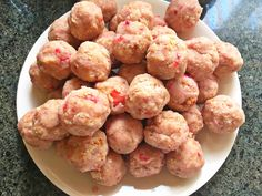 I hope y'all have a sweet tooth because these cake balls are so delicious! I was inspired to try making these after the pineapple upside down cake balls I made recently quickly became one of the...