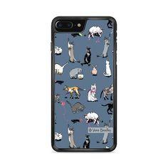 Vera Bradley New Pattern Cats Meow iPhone 7 Plus Case – Miloscase Iphone 11 Pro Case, Iphone 7 Plus Cases, Phone Cases, Vera Bradley, Cats, Pattern, Samsung Galaxy, Gatos, Patterns