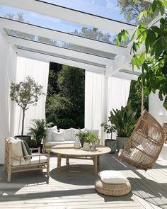 Pergola Patio Videos Ideas Terraces - Wooden Pergola With Roof - Pergola Patio, Pergola Plans, Backyard Patio, Gazebo, Pergola Kits, Costco Pergola, Iron Pergola, Pergola Shade, Outdoor Spaces