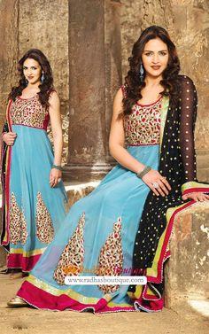 Anarkali Salwar Suit (SLF8147)
