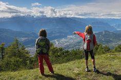#Trentino #trekking esperienza per tutti, da vivere immersi nella #natura, tra le #montagne più belle.