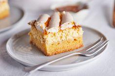 Pont, mint a nagymamánál: rákóczi túrós | Street Kitchen Vanilla Cake, Quiche, Hamburger, Ale, Cheesecake, Street, Kitchen, Bridge, Cooking