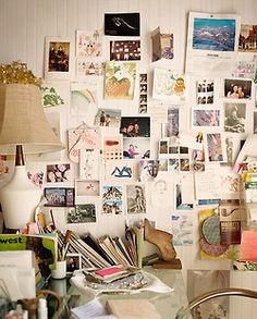 My office will look like this. I don't care if anyone thinks it looks messy.