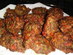 Iraqi food Fried 3roog