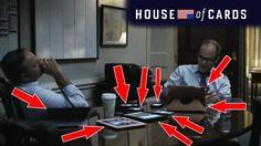 House of Cards: Studie zu Produktplatzierungen