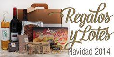 Regalos y lotes gourmet personalizados para cualquier momento. #navidad2014 www.maridarioja.c... #momentosespeciales #regalogourmet #detallespersonalizados #productoriojano