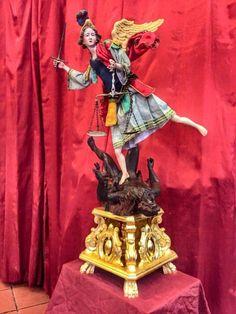 Saint Michael, Kunst Online, Saints, Princess Zelda, Fictional Characters, San Miguel, Art, Atelier, Archangel Michael