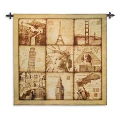 Fine Art Tapestries Travel Wall Tapestry   Travel Around The World Without  Ever Leaving Your Home With The Fine Art Tapestries Travel Wall Tapestry .