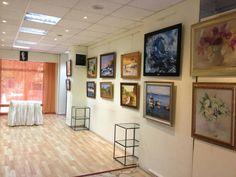 Ziyad Sultanov ve Öğrencileri Resim Sergisi Hobi Sanat Merkezi'nde başlıyor....