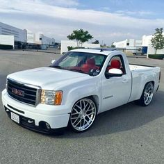 ideas for trucks Dropped Trucks, Lowered Trucks, Dually Trucks, Gm Trucks, Cool Trucks, Pickup Trucks, Lowrider Trucks, Custom Chevy Trucks, Chevrolet Trucks