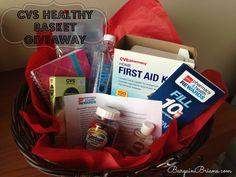 CVS Healthy Basket Giveaway - Ends 6/28/2013