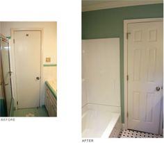 Bath Tub/Shower & Floor - Renovation