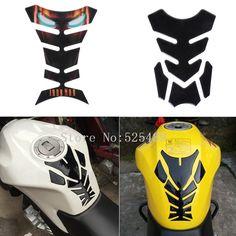 6 Style For Honda Yamaha Kawasaki Suzuki KTM Ducati Aprilia Benelli Motorcycle Fuel Tank Decals Pad Protector Cover Stickers Ducati, Yamaha, Motorbike Accessories, Motorbikes, Honda, Stickers, 3d, Cover, Style