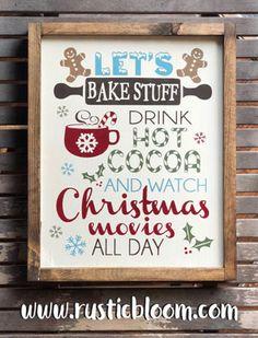 Christmas Wood, Country Christmas, Christmas Projects, Winter Christmas, Christmas Holidays, Christmas Decorations, Disney Christmas, Watch Christmas Movies, All Things Christmas