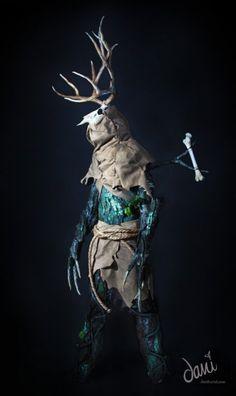 (1) The Witcher (@witchergame) | Twitter The Witcher Wild Hunt, The Witcher 3, Tribal Animals, Animal Skulls, Fantasy Rpg, Fantasy Artwork, Wendigo Costume, Aggressive Animals, Monster Design
