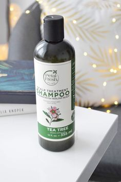 Healthy Scalp, Tea Tree, Vodka Bottle, My Hair, Shampoo, Personal Care, Manicure, Beauty, Blog