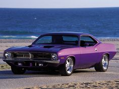 1970 P lymouth ´Cuda{PurpleHaze}