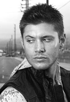 What a look Jensen Ackles