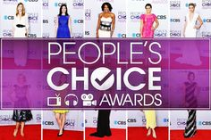 2013 People's Choice Awards Red Carpet Arrivals