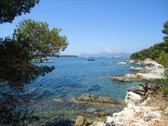 l'île Ste Marguerite
