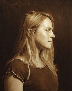 Joseph Daily (oil on canvas)