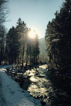 Berchtesgaden/Schönau in Bayern/Bavaria