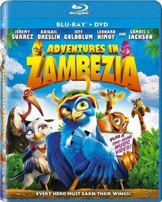 Phim Thành Phố Chim Zambezia