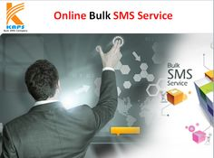 Online bulk sms service