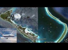 Malaysia Airlines: Esta es la isla donde estaría el avión perdido - Perú.com