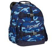 Mackenzie Blue Camo Backpack, Large