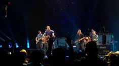 Coldplay performing Free Fallin' - Tribute to Tom Petty (Portland, 2 Oct... #Coldplay