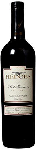 1997 Hedges Family Estate Red Mountain Reserve Red Blend 750 mL Wine -- To view further for this item, visit the image link.  This link participates in Amazon Service LLC Associates Program, a program designed to let participant earn advertising fees by advertising and linking to Amazon.com.