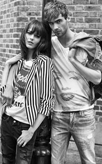 Pepe Jeans London - Spring Summer 2014 Campaign