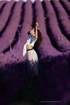Lavender fields of Provence photographed by Soh Photography. #sohphotography #bruckanderleitha #teammelzer #фотограф в вене #прованс #лавандовые поля #наталиямельцер Destination Wedding, Photo Galleries, Tulle, Photoshoot, Gallery, Photography, Image, Fashion, Moda