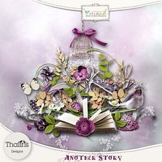 Another story [TDanotherstory] - €3.60 : My Scrap Art Digital, Passion for Digital Scrapbooking